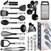 24 piece kitchen utensil set