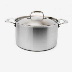 Stainless Clad Stock Pot, Made In Cookware