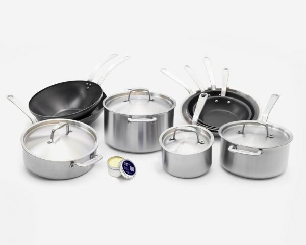 The Executive Chef, 14 Pieces Set, by Made-in Cookware